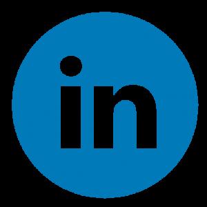 LinkedIn round
