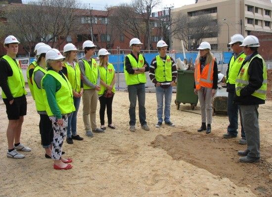 East Wing site tours
