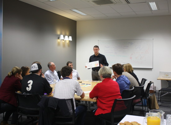 Using Lean Principles to learn about Start Ups