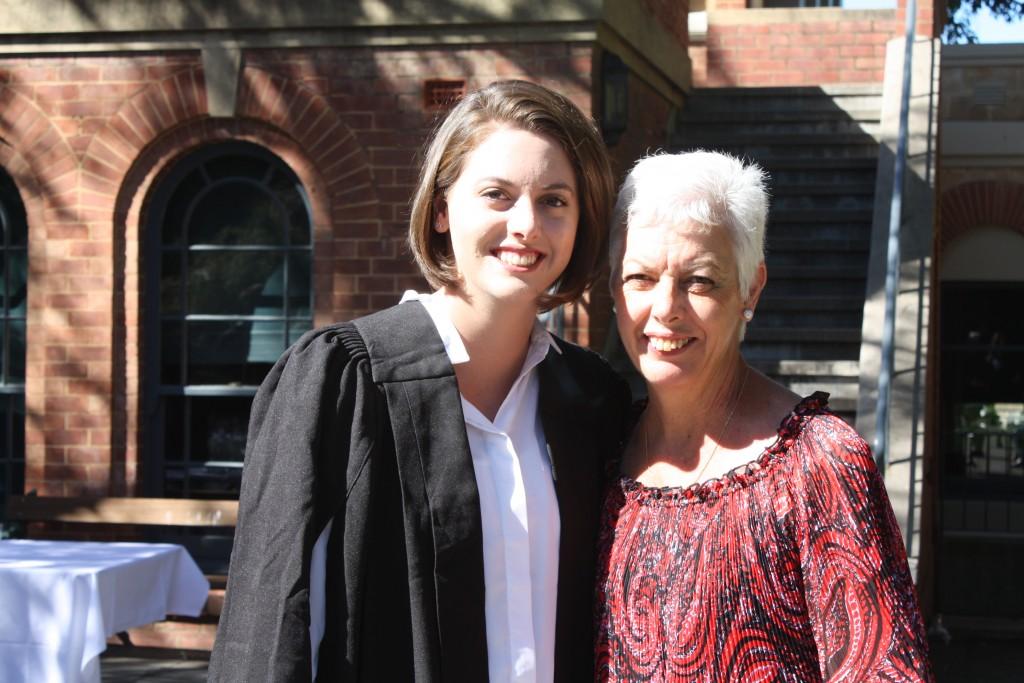 Clare and Anne Dixon from Bunbury, WA