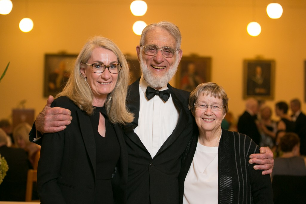 Rose Alwyn, Andrew & Bette Taylor