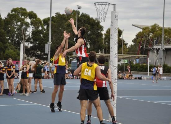 Inter-college sport