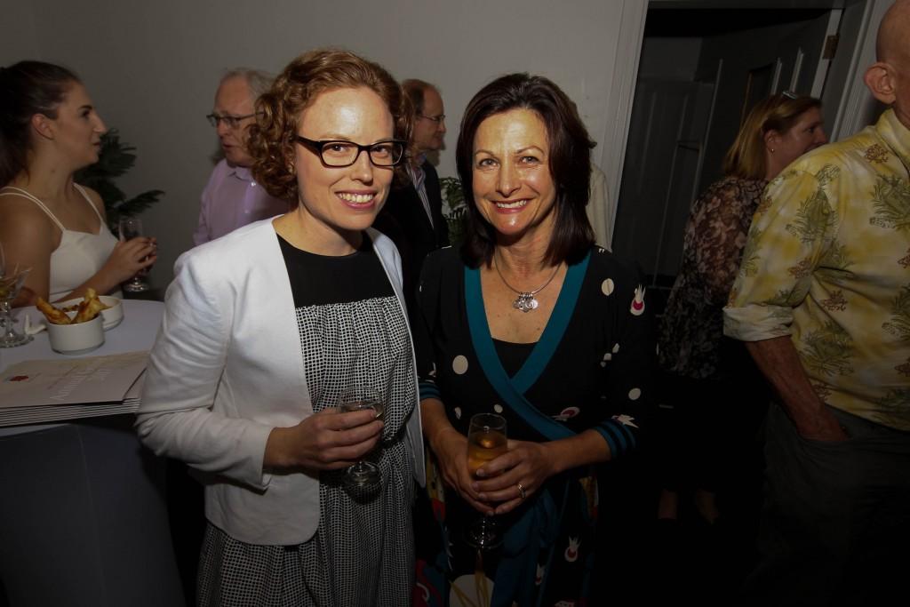 Raphaela Oest & Jackie Lee