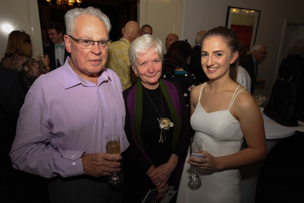 Colin & Christene Palm & Sarina Ferguson