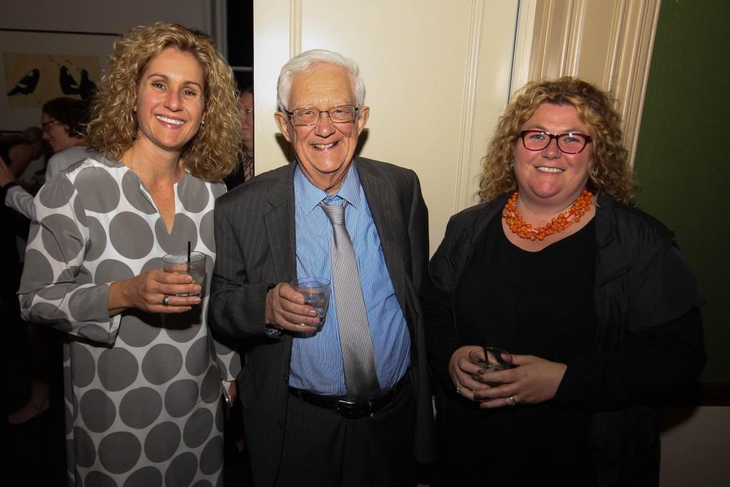 Sarah Hampel, Michael Tingay & Rebecca Vaughan