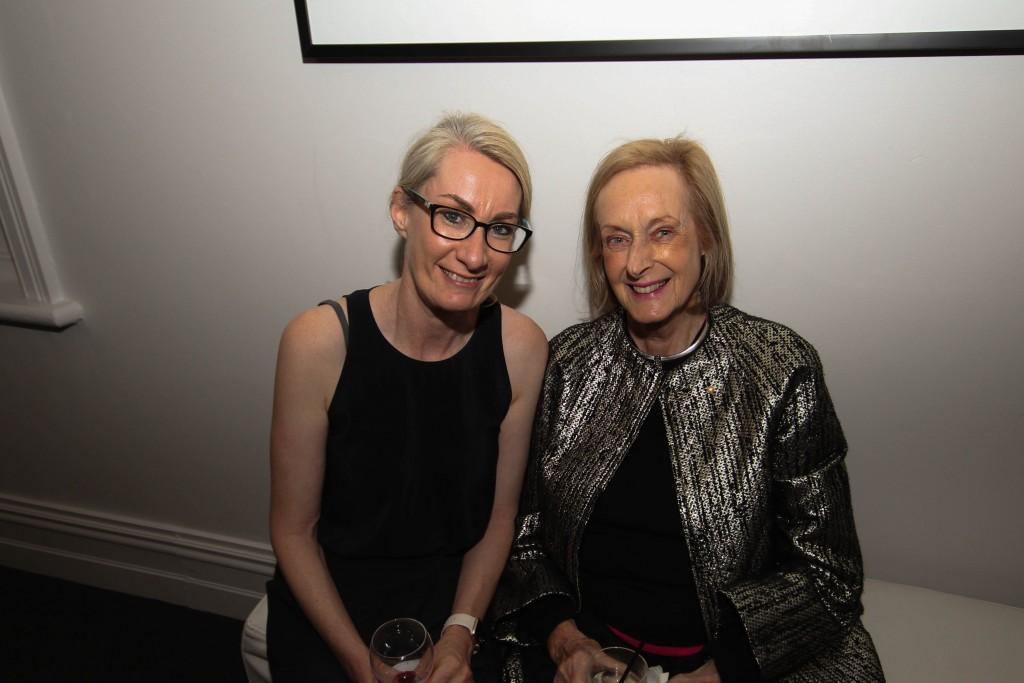 Rose Alwyn & Pamela Wall