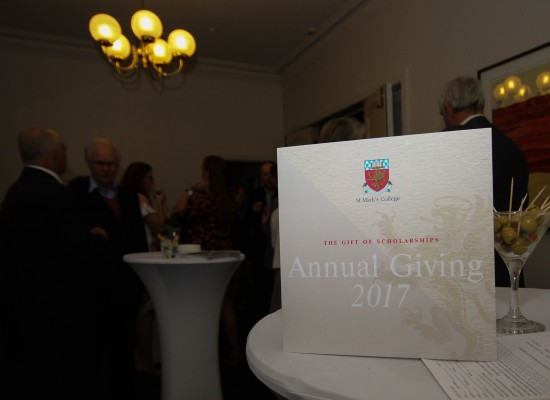 The Gift of Scholarships – 2017 Annual Giving