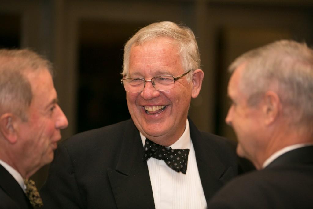 John Doyle, Brian Lange & Richard Burchnall