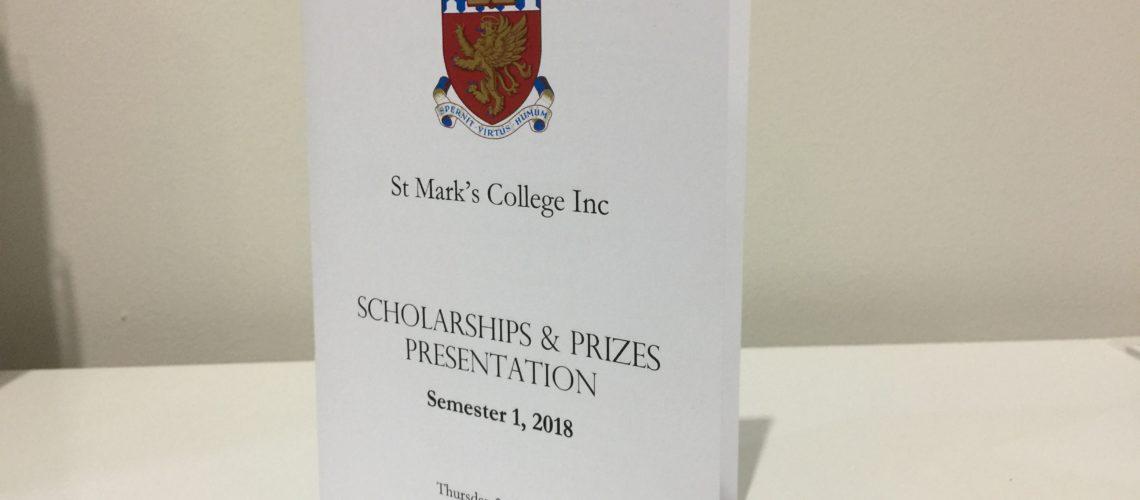 Scholarship Ceremony – Semester I