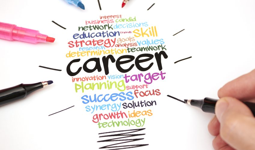 Attend a Career Skills Session with Richard Brown
