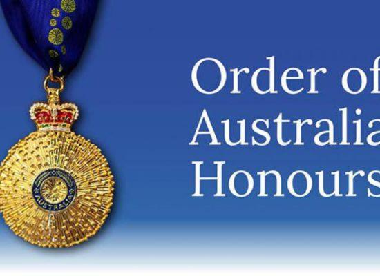 Australia Day Honours 2019