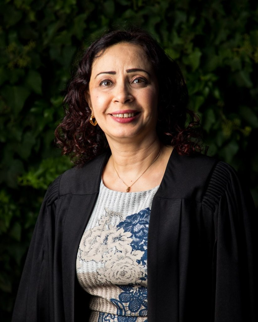 Dr Layla Mahdi