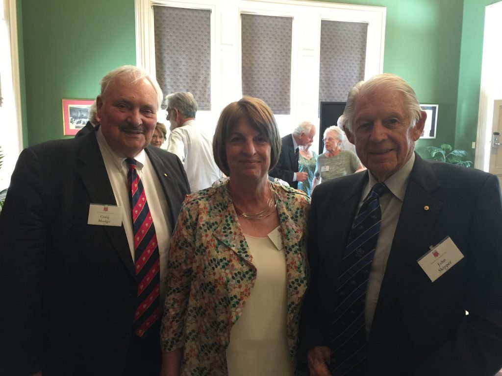 St Mark's College 50 Year Reunion Luncheon 2019